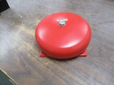 Wheelock Fire Alarm Mb-g6-12 9-15.6vdc 0.035-0.090a Used