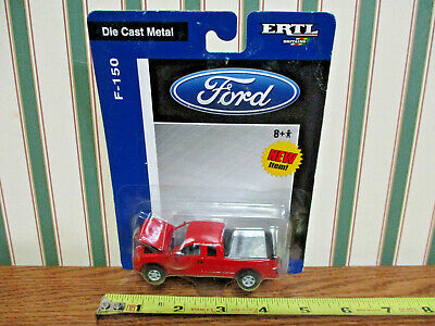 Ford Fx4 Off Road F-150 Pickup By Ertl 1/64th Scale