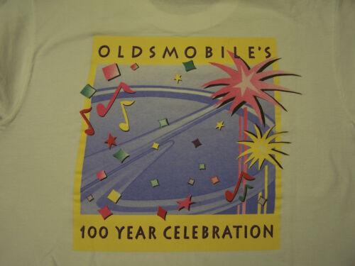 OLDSMOBILE 100 YEAR CELEBRATION MEN