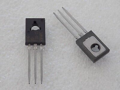 10x Bd139-10 Npn Silicon Med Power Transistors Linear And Switching Application