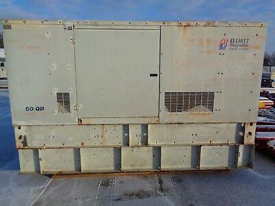 Elliott Magnetek 50 Kw 50 Kva Diesel Generator Model 50 Od 4bg1t Isuzu Stand-by
