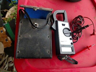 Uei Dcp9 Clamp Multimeter Digital On Meter Ac Dc Voltmeter. Used.