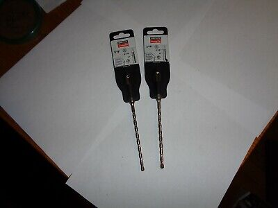 Pair Of 316x 6 Concrete Rotary Hammer Drill Bit Simpson Strong Tie