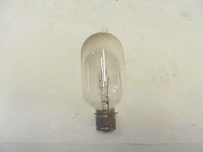Vintage Overhead Projector Bulb For A Model Oa3 Charles Beseler 500 Watt