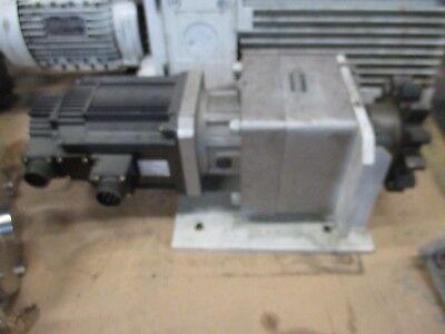 Yaskawa Sgmg-06a2bac 1000 Rmin 200 V 600 W Ac Servo Motor W Able 125 Reducer