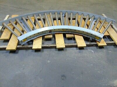 Hytrol Chain Driven Conveyor Roller Curve Section 90 Degree Corner