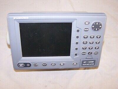 Furuno GPD 1850D Color DGPS Plotter