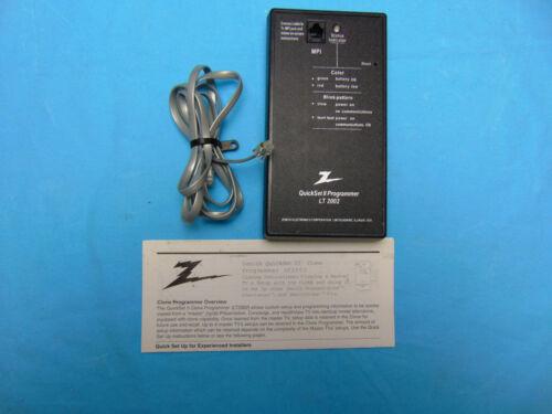 Zenith LG Quickset II Programmer LT 2002