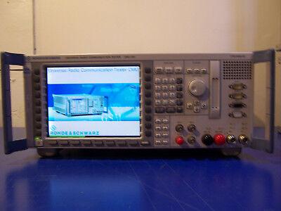 10497 Rohde Schwarz Rs Cmu200 Universal Radio Communication Tester