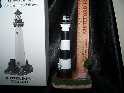 Jupiter Inlet Lighthouse - Lefton's Historic American Lighthouse, Jupiter Inlet CCM12411
