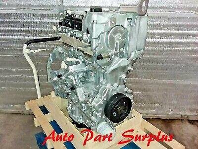 New genuine Nissan 2008-2010 Rogue long block engine 2.5L 4 cylinder QR25DE for sale  Reynoldsburg