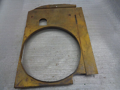 John Deere 1010 Crawler Dozer Fan Surround