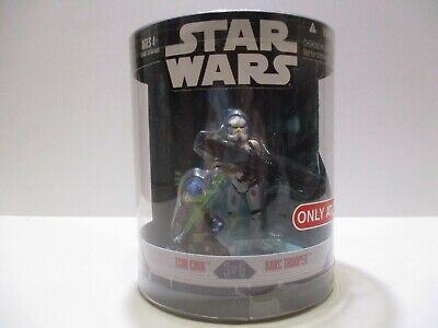 STAR WARS ORDER 66 TARGET EXCLUSIVE  TSUI CHOI AND BARC TROOPER