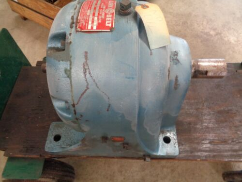 Link-Belt  CTI-55 gear speed Reducer 3 HP and 45.67 Ratio (see pictures)