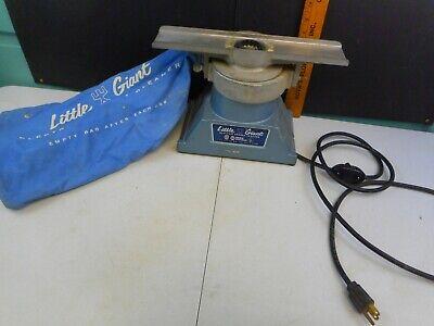 Vintage Little Giant Electric Eraser Cleaner Wbag