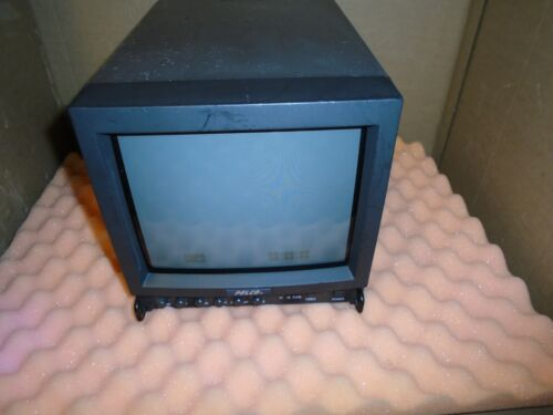 Tested, Cleaned. PELCO PMC9A 9 Inch CRT Color Monitor