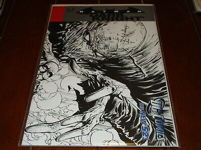 Batman The Dark Knight 5 variant Near Mint David Finch New 52 DC comics 9.6+