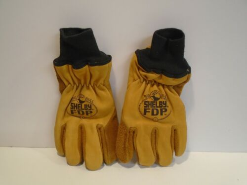 Shelby Big Bull FDP Structural Firefighting Gloves - Size X-Large