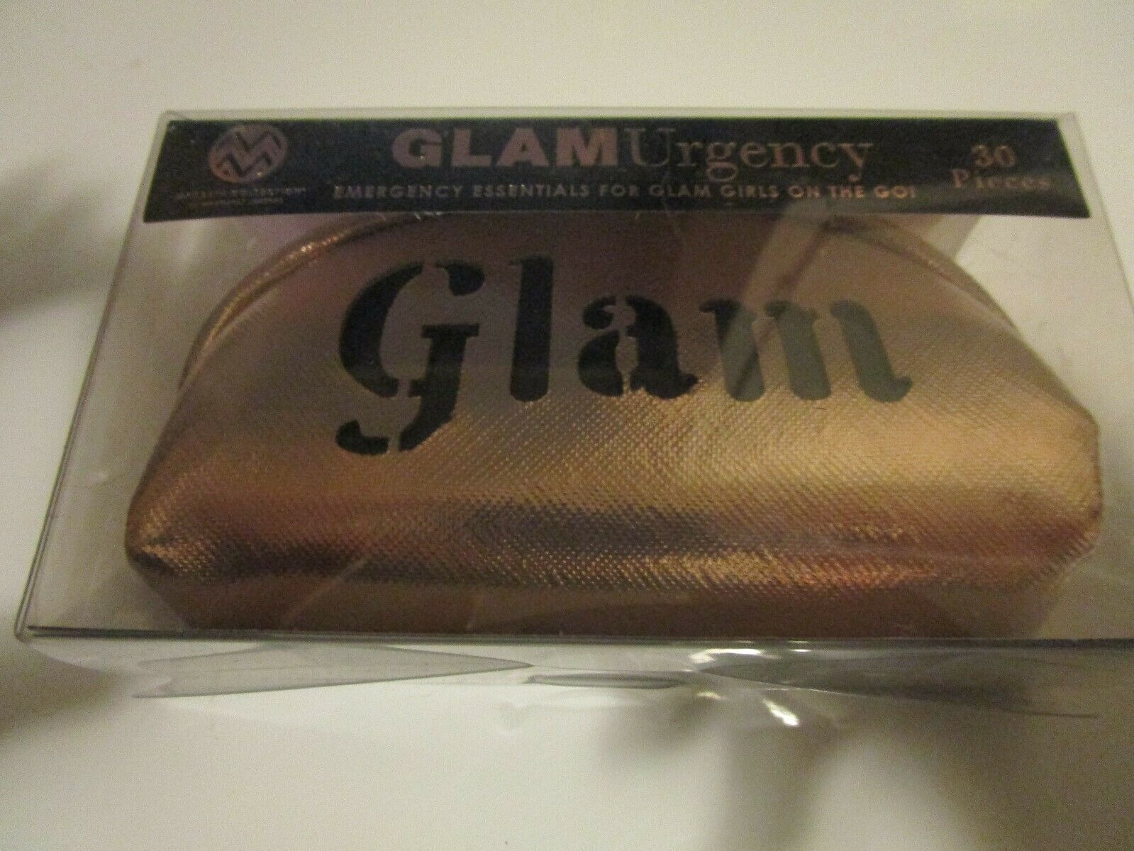 GLAMUrgency Emergency Essentials For Glam Girls On The Go Kit - $9.99