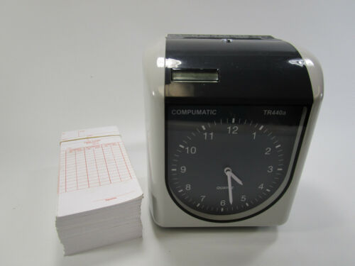 Compumatic TR440a time clock