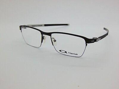 NEW OAKLEY TINCUP 0.5 Titanium OX5099-0353 Powder Pewter 53mm Rx Eyeglasses