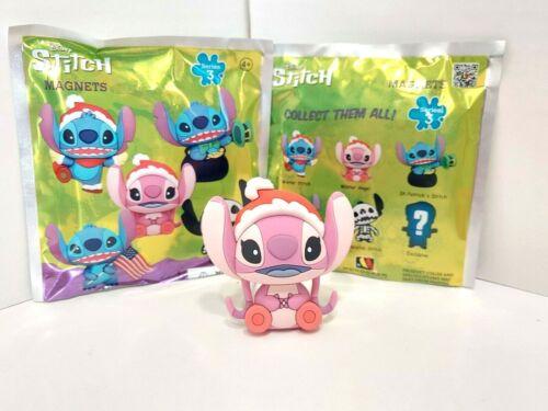 Lilo & and Stitch Winter Santa Angel Disney Blind Mystery Bag Magnet Series 3