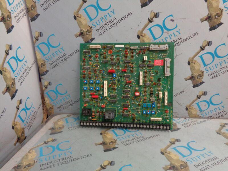 EATON 15-493-600 REV B DYNAMATIC INVERTER TRANSISTOR PCB CIRCUIT BOARD