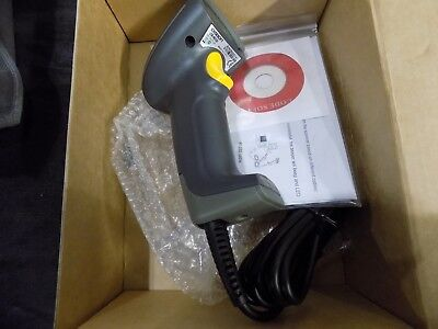 Codesoft Cs-6000 1d 2d Usb Handheld Barcode Image Scanner And Stand