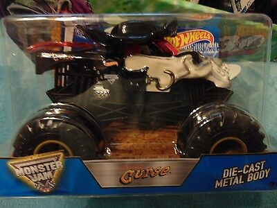 2016 PIRATE'S CURSE.  Monster Jam Truck 1:24th scale The Big One
