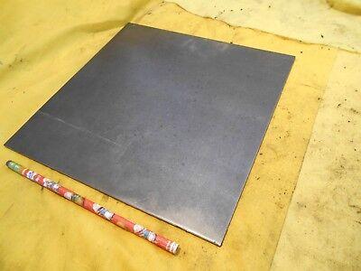 11ga Steel Sheet Stock Tool Welding Shop Plate Flat Bar .115 X 9 12 X 9 12