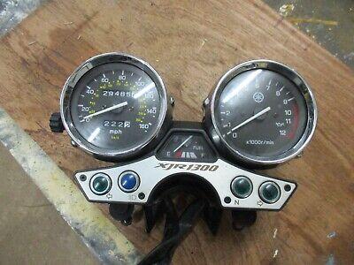 <em>YAMAHA</em> XJR 1300 CLOCKS 29K