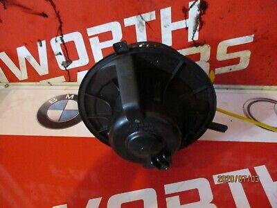 2009 VW GOLF MK6 HEATER BLOWER MOTOR FAN 1K2819015A
