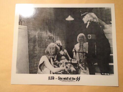 ILSA SHE WOLF OF THE SS DYANNE THORNE SLEAZE ORIGINAL VINTAGE b&w movie photo