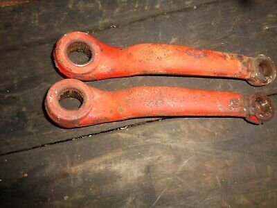 Ford Tractor Jubilee Steering Box Arms Left And Right