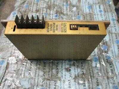 Haas 4015h-e Brushless Servo Amplifier Module Haas Brushless Servo Unit Tested