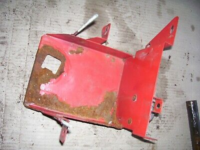 Vintage Ford Naa  Tractor -battery Tray Solenoid -1953
