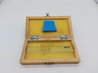 Mitutoyo Optical Ruler