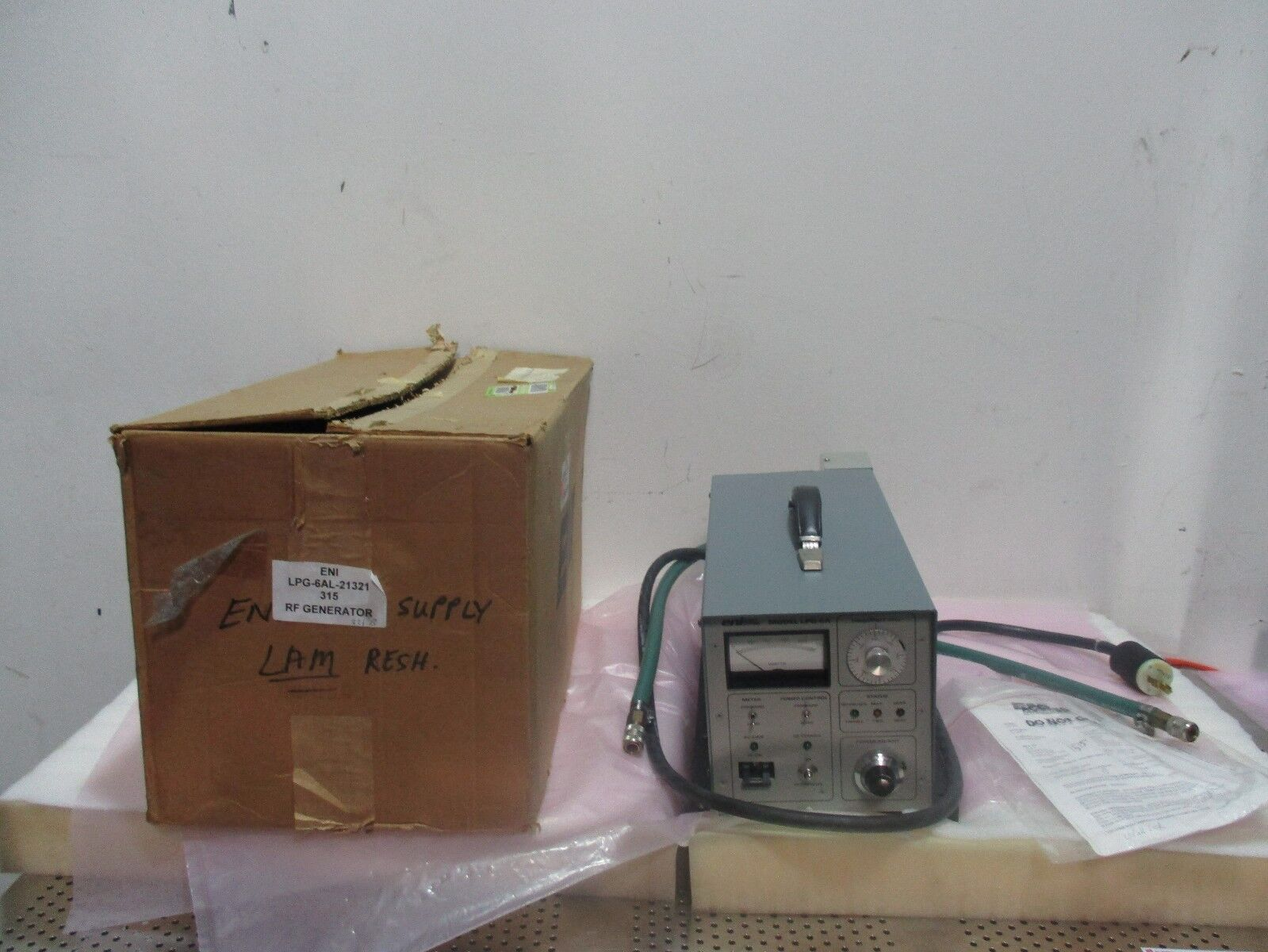 ENI Power Systems LPG-6AL-21321, Low Frequency RF Generator. 416346