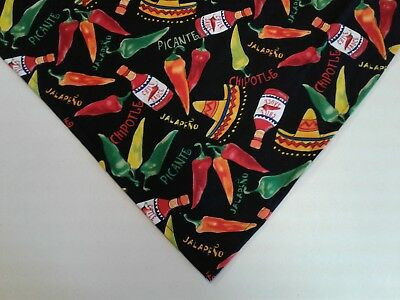 t Chili Peppers Cinco de Mayo Custom Made by Linda xS S M L  (Cinco De Mayo Hund)