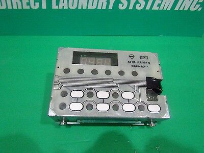 Speed Queen 802248p Control Front Load Washer Mdc-dom Horizon