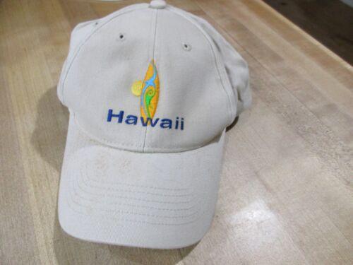 Baseball Style Adjustable cap Hawaii. tan by Hawaiian Headwear