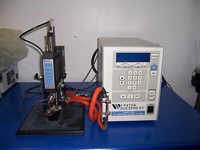 11451 Unitek Miyachi Hf25 Dc Resistance Welding System W 80-88 Ez Air Head