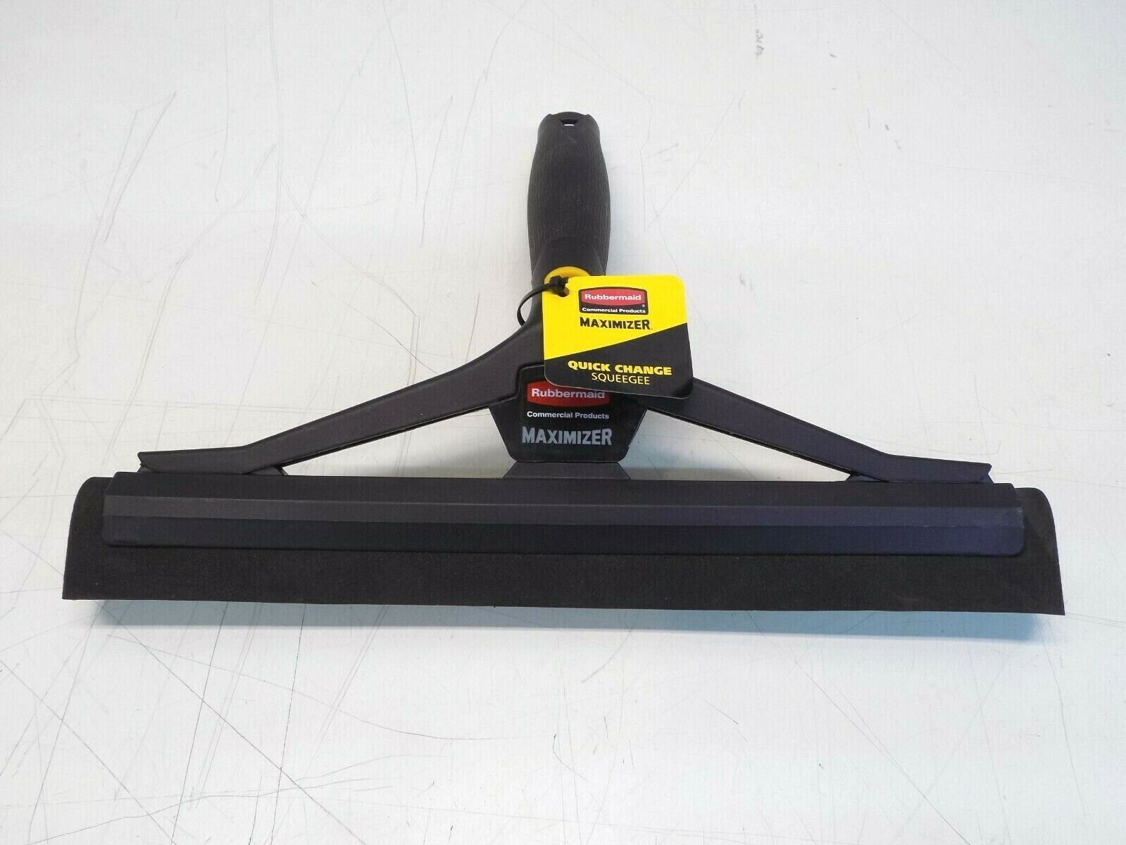 Rubbermaid Maximizer Quick Change Squeegee 2069049 Commercia