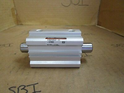 Smc Compact Cylinder Dual Rod Cdq2wb32-01-57682 New