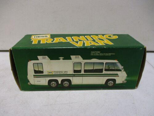 1980 Hess Training Van 9/30