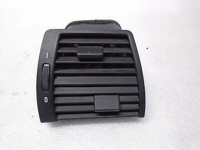 BMW X5 E53 00-06 FRONT DRIVER RIGHT DASH AIR VENT GRILLE ASSY BLACK OEM VP80321
