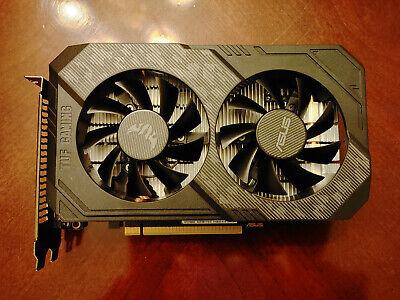 ASUS GeForce GTX 1650 SUPER 4GB GDDR6 Graphics Card (TUFGTX1650SO4GGAMING)