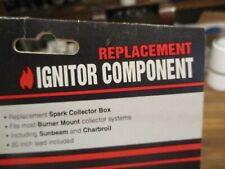 PGS MHP Gas Grill Igniter Stainless Steel Replacement Collector Box 03800  New