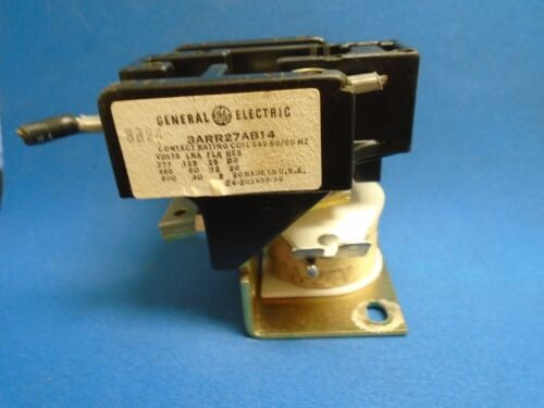 General Electric Relay 3ARR27AB14