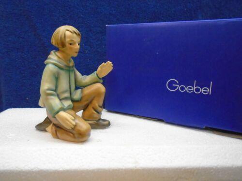 Hummel - nativity Kneeling Shepherd #214/G, mint with box